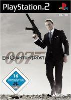 PS2 James Bond 007 Quantum Of Solace
