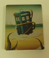 Steelbook - Doctor Who Fury from the Deep