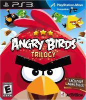 PS3 Angry Birds Trilogy