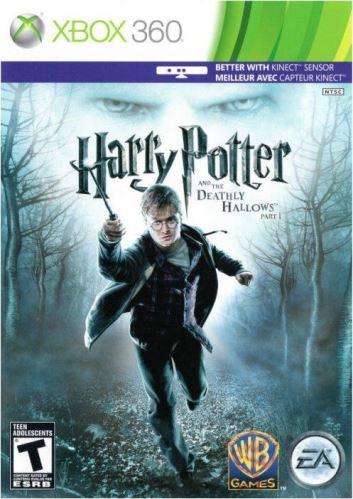 Xbox 360 Harry Potter A Dary Smrti Časť 1 (Harry Potter And The Deathly Hallows Part 1)