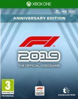 Xbox One F1 2019 Anniversary Edition (nová)