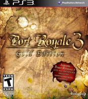 PS3 Port Royale 3 Gold Edition (nová)