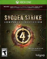 Xbox One Sudden Strike 4 Complete Collection (nová)