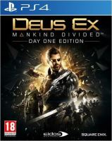 PS4 Deus Ex - Mankind Divided Day One Edition (nová)