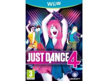 Nintendo Wii U Just Dance 4