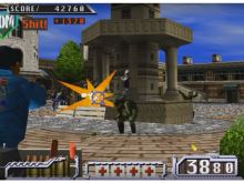 PS2 Time Crisis 2