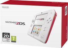 Nintendo 2DS červenobiele + originálne balenie