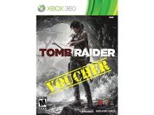 Voucher Xbox 360 Tomb Raider