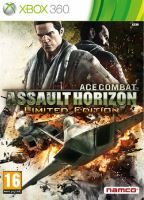 Xbox 360 Ace Combat Assault Horizon Limited Edition