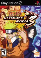 PS2 Naruto Ultimate Ninja 3
