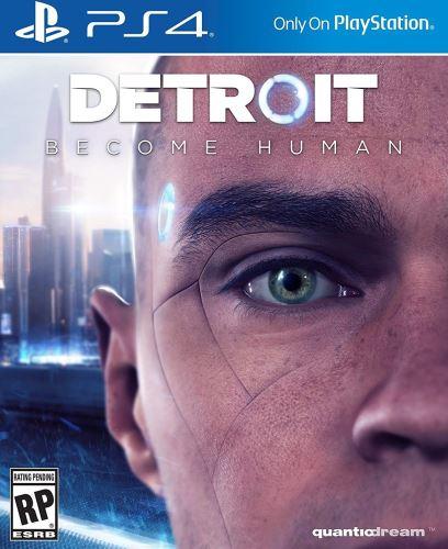 PS4 Detroit: Become Human (CZ) (nová)