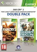 Xbox 360 Far Cry 2 + Tom Clancys Ghost Recon Advanced Warfighter Legacy Edition (nová)
