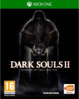 Xbox One Dark Souls 2 - Scholar Of The First Sin
