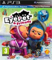 PS3 EyePet And Friends (nová)
