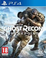 PS4 Tom Clancy'Ghost Recon Breakpoint (CZ)