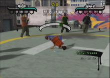 PS2 B-Boy
