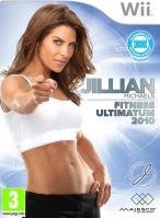 Nintendo Wii Jillian Michaels Fitness Ultimatum 2010