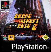 PSX PS1 GTA 2 Grand Theft Auto II