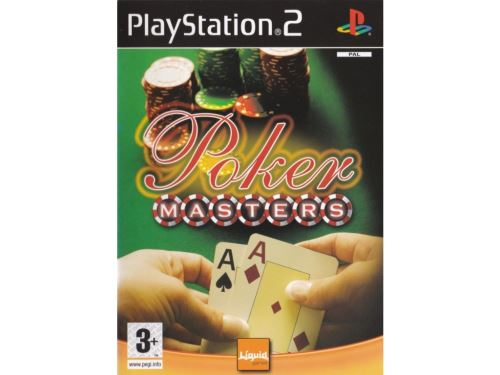 PS2 Poker Masters