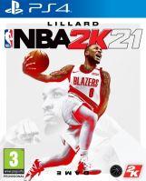 PS4 NBA 2K21 (nová)
