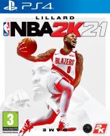 PS4 NBA 2K21 (nová)