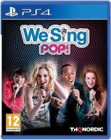 PS4 We Sing Pop (nová)