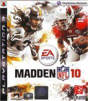 PS3 Madden NFL 10 2010