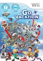 Nintendo Wii Go Vacation
