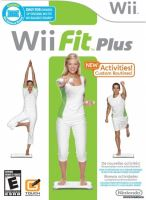 Nintendo Wii Fit Plus (len hra)