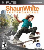 PS3 Shaun White - Skateboarding