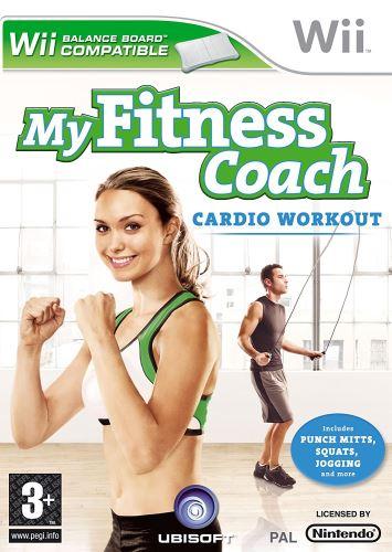 Nintendo Wii My Fitness-Coach: Cardio Workout