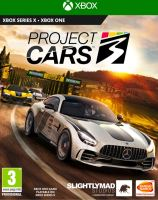 Xbox One Project Cars 3 (nová)