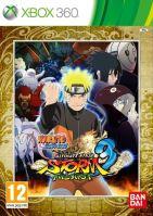 Xbox 360 Naruto Ultimate Ninja Storm 3 Full Burst