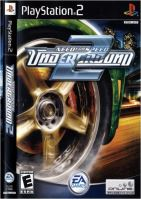 PS2 NFS Need For Speed Underground 2