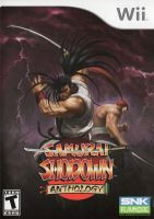 Nintendo Wii Samurai Shodown Anthology