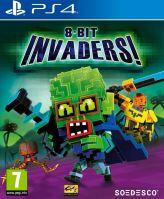 PS4 8-Bit Invaders (Nová)