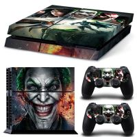 [PS4 Fat] Polep Batman - Joker (nový)