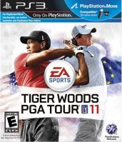 PS3 Tiger Woods PGA Tour 11
