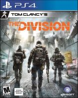 PS4 Tom Clancys The Division (CZ)