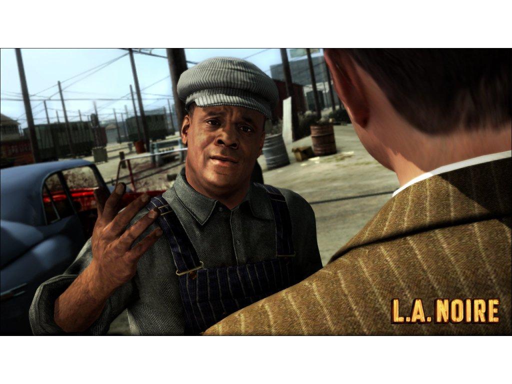 Xbox One LA Noire (nová)