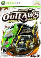 Xbox 360 World of Outlaws Sprint Cars