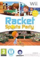 Nintendo Wii Racket Sports Party