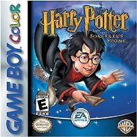 Nintendo GameBoy Color Harry Potter A Kameň Mudrcov (Harry Potter And The Philosopher's Stone)