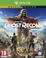 Xbox One Tom Clancys Ghost Recon Wildlands Deluxe Edition