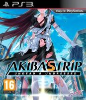 PS3 Akibas Trip Undead And Undressed