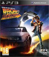 PS3 Back to the Future - Návrat do budoucnosti (nová)