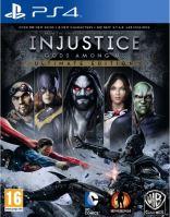 PS4 Injustice Gods Among Us Ultimate Edition (nová)