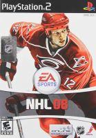 PS2 NHL 08 2008 (CZ)