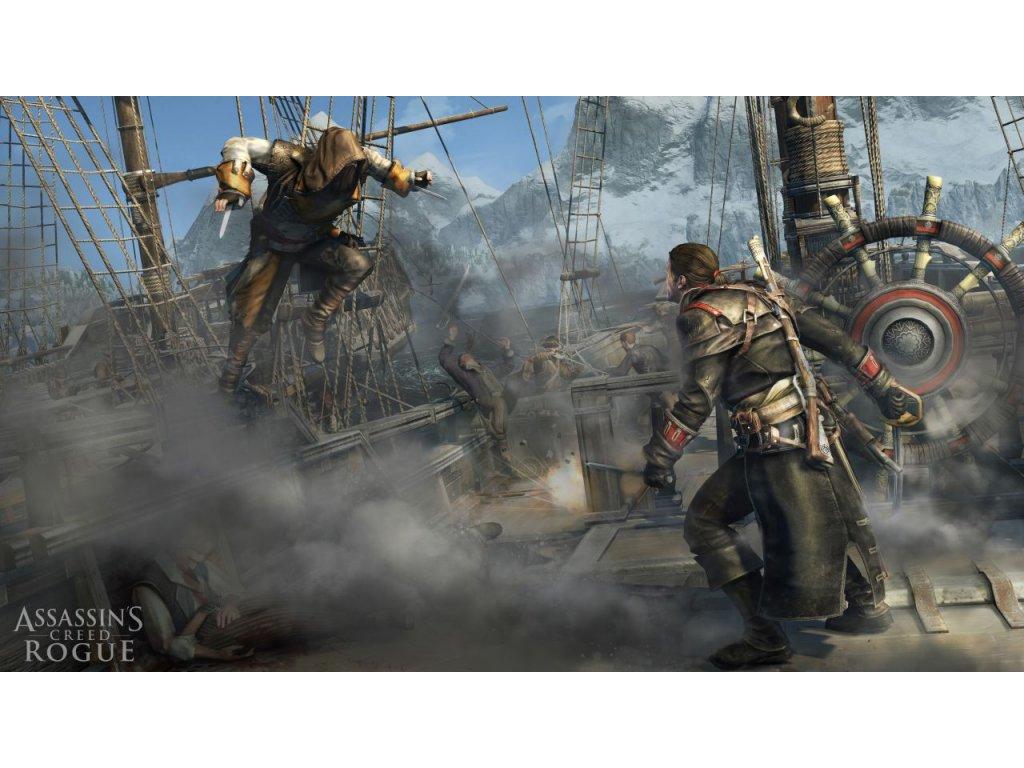 PS3 Assassins Creed Rogue