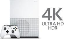 Xbox One S 1TB (Plná verzia s DVD mechanikou)